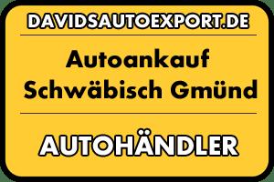 Autoankauf Schwäbisch Gmünd