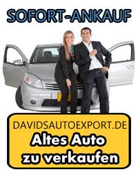 Altes Auto zu verkaufen