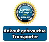 Ankauf gebrauchte Transporter