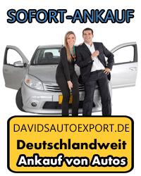 Ankauf von Autos