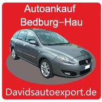 Auto Ankauf Bedburg-Hau