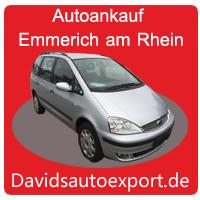 Auto Ankauf Emmerich am Rhein