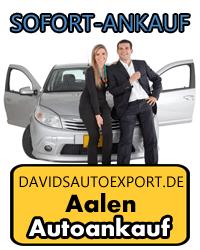 Autoankauf in Aalen