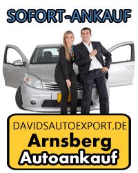 Autoankauf in Arnsberg