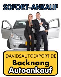 Autoankauf in Backnang