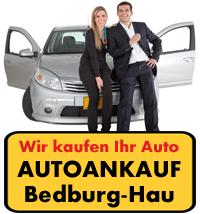 Autoankauf Bedburg-Hau