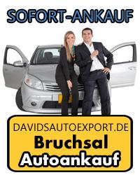 Autoankauf in Bruchsal