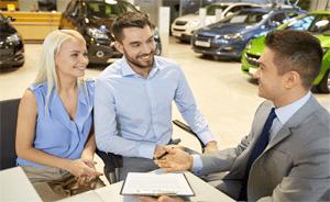 Autoankauf mit Kaufvertrag