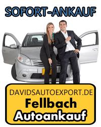Autoankauf in Fellbach