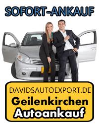 Autoankauf in Geilenkirchen