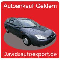 Auto Ankauf Geldern