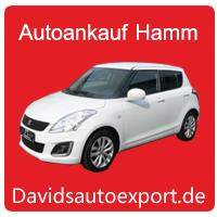 Autoankauf Hamm NRW