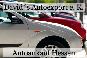 Autoankauf Hessen