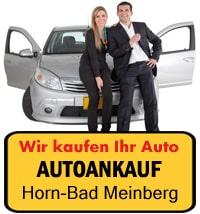 Autoankauf Horn-Bad Meinberg