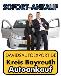 Autoankauf Kreis Bayreuth
