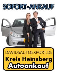 Autoankauf in Kreis Heinsberg