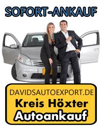 Autoankauf Kreis Höxter