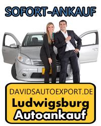 Autoankauf in Ludwigsburg