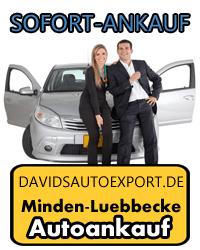 Autoankauf Kreis Minden-Lübbecke