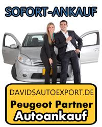 Autoankauf Peugeot Partner