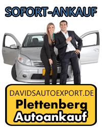 Autoankauf in Plettenberg