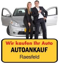 Autoankauf Raesfeld
