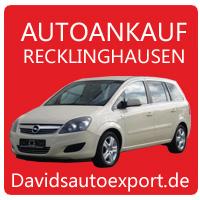 Autoankauf Recklinghausen online