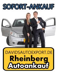 Autoankauf in Rheinberg
