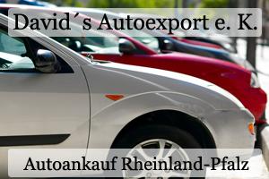 Autoankauf Rheinland-Pfalz