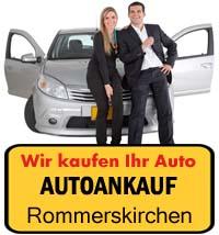 Autoankauf Rommerskirchen