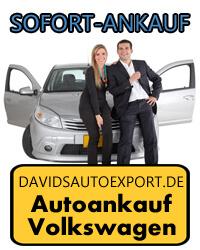 Autoankauf Volkswagen