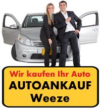 Autoankauf Weeze