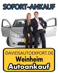 Autoankauf Weinheim