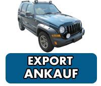 Export Gebrauchtfahrzeuge Ankauf
