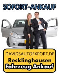 Fahrzeug Ankauf Recklinghausen
