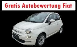 Fiat Autobewertung kostenlos
