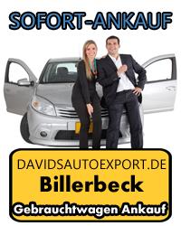 Gebrauchtwagen Ankauf Billerbeck