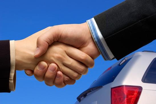 Auto-Kaufvertrag