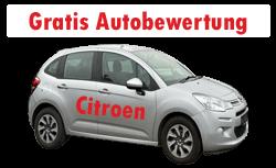 Kostenlose Autobewertung Citroen