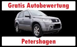 Kostenlose Autobewertung Petershagen