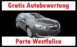 Kostenlose Autobewertung Porta Westfalica