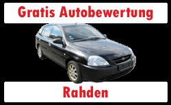 Kostenlose Autobewertung Rahden