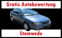 Kostenlose Autobewertung Stemwede