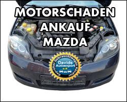 Motorschaden Ankauf Mazda 2