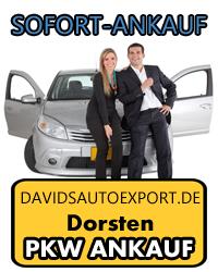 PKW Ankauf Dorsten