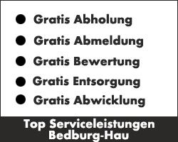 Autoankauf Bedburg-Hau Service