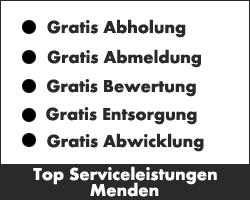 Top Serviceleistungen Menden
