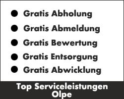 Top Serviceleistungen Olpe