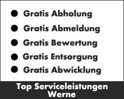 Top Serviceleistungen Werne