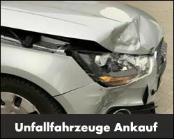 Wer kauft Unfallfahrzeuge
